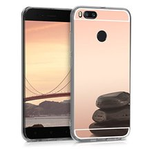 Mobile accessory acrylic Soft silicone phone case for xiaomi 4s 5c 6 TPU case phone for redmi pro