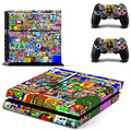 newest popular decals for playstation 4 controller and console skin stickers for ps4