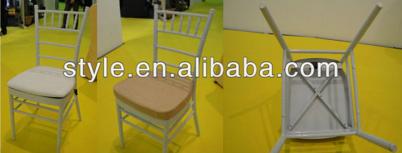 chiavari chair with cushion for wedding D-083