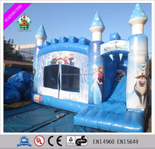 customized size dreamlike cartoon characters inflatable bouncer castle for sale