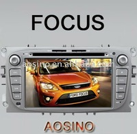double din 7 inch car dvd player / car radio for Ford Focus / Mondeo with GPS navigation