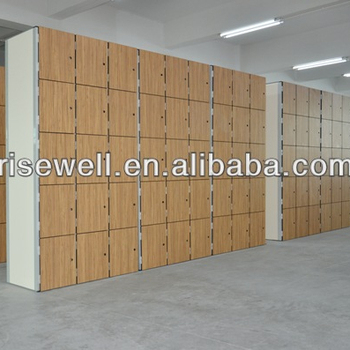 school DEBO Luxury Wood locker