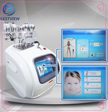china supplier best ultrasound cavitation rf vacuum slimming machine for home use