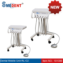 Portable Mobile Self Dental Delivery Cart