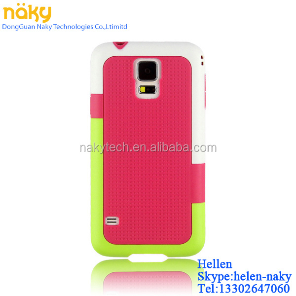 Walnutt Hybrid Case for samsung galaxy s5 case Korea Fashion TPU Soft Back Cover for iphone 6