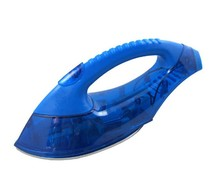 Cheap portable plastic steam iron for vacation
