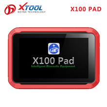 Auto ecu eeprom tablet key programmer for audi and other vehicles XTOOL X100 PAD