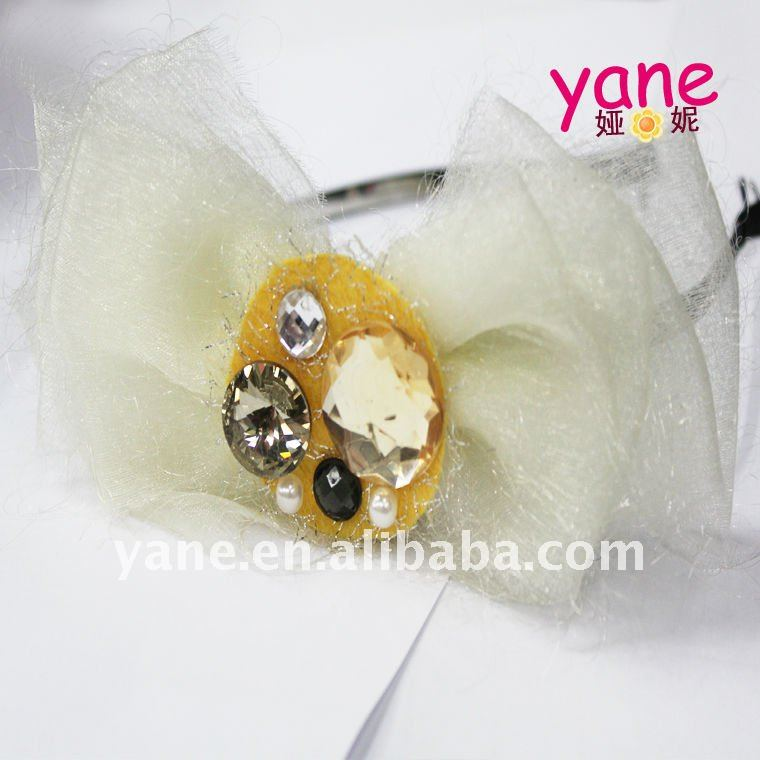 Fashion Hairband Headband with flower