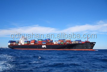 LCL and FCL sea freight/ ocean freight logistics door to door service from shenzhen china