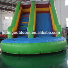 inflatable swimming pool slide, inflatable pool slides for inground pools