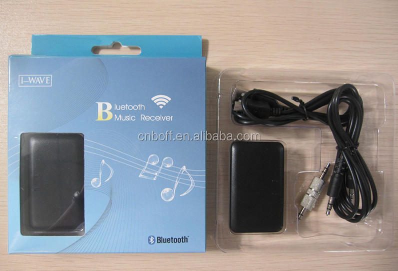 Long Range wireless bluetooth audio dongle 3.5mm jack bluetooth receiver for Speakers/home theater/car audio