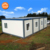 stainless steel combined 20 ft living home container house layout design