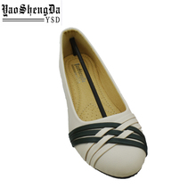 2017 Supply New Modal Ladies Fashion Flat Shoes With Competitive Price