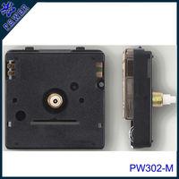 13 mm shaft length quartz clock movement/quartz wall clock parts