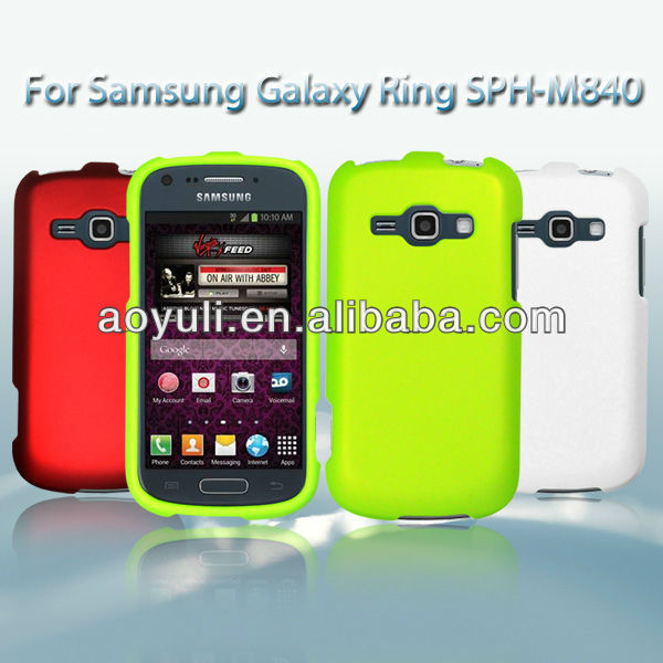 for Samsung galaxy Ring SPH-M840 phone case, solid color protector case