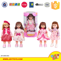New Product Electric Walking Doll With