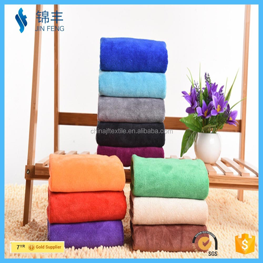 40x60 pedicure towels Multipurpose Microfiber cleaning cloth for floor,car and hotel,cleaning towelJF69