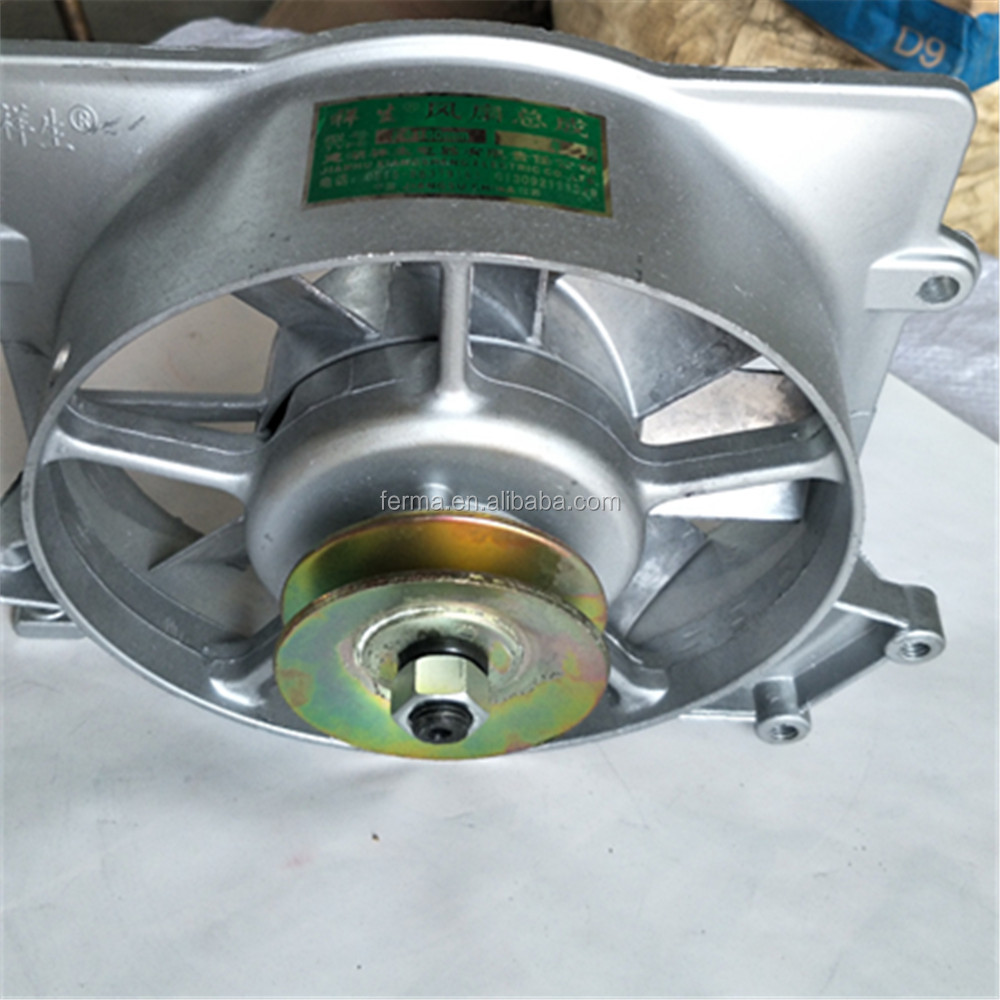 New agricultural energy-saving environmental protection engine fan