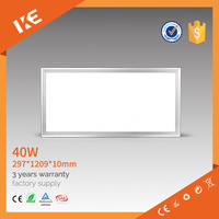 IKE 30*30 easy matching 72w 40w 48w lights panel lamp led light panel kit