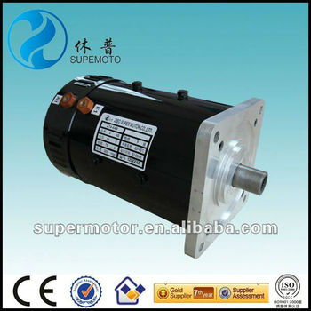 Electric Drive Motor Used For Golf Car Buy Motor For