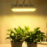 Hot sale MINI 60x5W full spectrum high lumen integrated portable led grow light for hydroponic