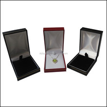 velvet cardboard inserts hot stamping plastic jewelry packaging box