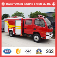 Dongfeng 4x2 Fire Truck Water Cannon/Mini Fire Truck/Pumps For Fire Truck