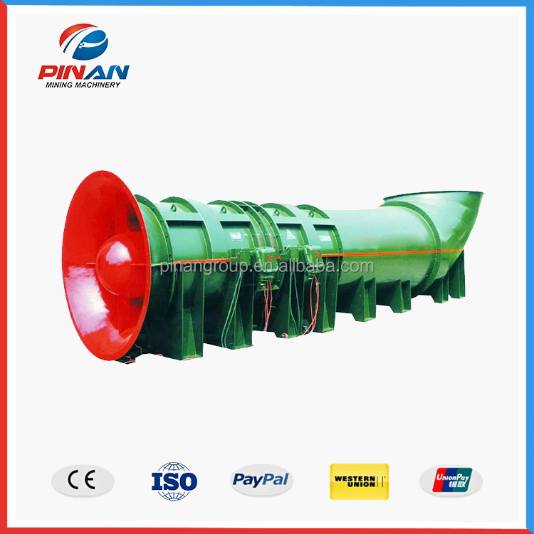 China factory price First Choice mining blower ventilation