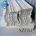 Customized fiberglass slotted flat bar fiberglass/FRP Special Shaped Pultruded profiles