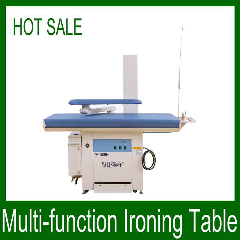 New Type small ironing board/1.2m textile iron used laundry machine best selling products in europe