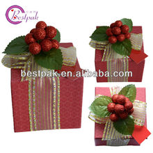 lovely gift fancy ribbon bows