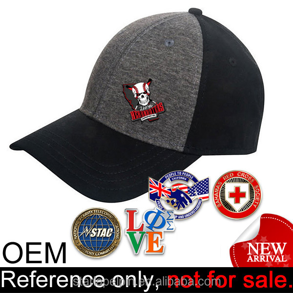cool novelty cheap sport team logo custom metal baseball hat pins
