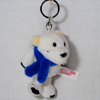 Popular Stuffed Plush Soft handmade bear Toy Key Chains