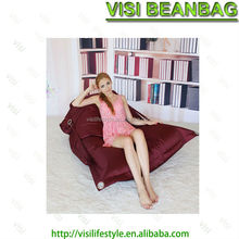 High quality waterproof polyester bean bag chair sofa cover factory zhejiang