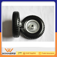 Hand Truck Flat-Free Tire Kit 2.50-4 pu foam wheel