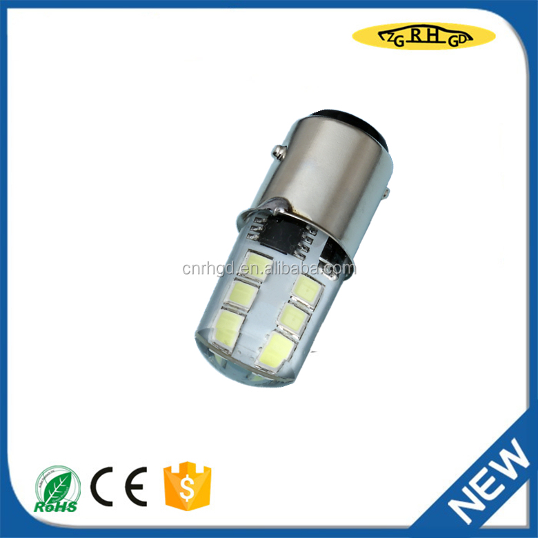 ZGRHGD Wholesale Car Autos Tube Bulb Light Lamp LED S25 1156/1157 P21W BA15S motorcycle