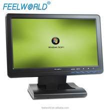 "feelworld 10.1"" tv portable with capacitive touch for windows 7 windows8"