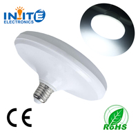 Indoor led lights 24W Plastic Cover UFO bulb led lamp cover 220V alibaba express china