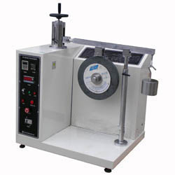 Programmable Luggage Wheel Abrasion Test Machine