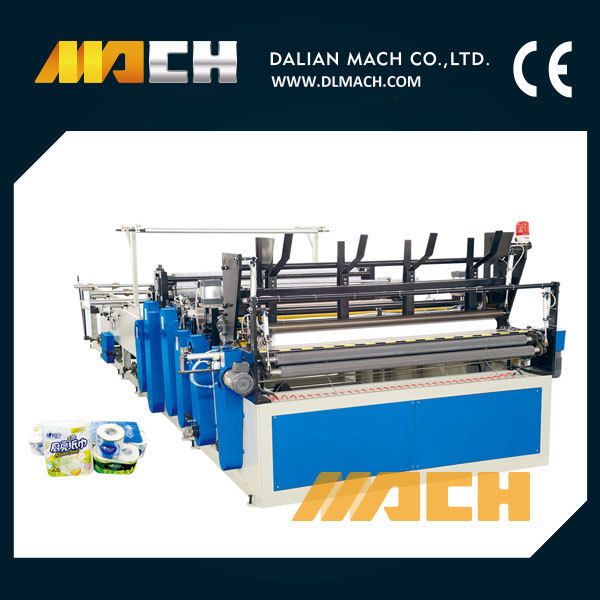 High Speed Fully Automatic Bathroom Tissue Paper Making Machine