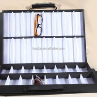 32 Case Glasses Display Case Sunglass