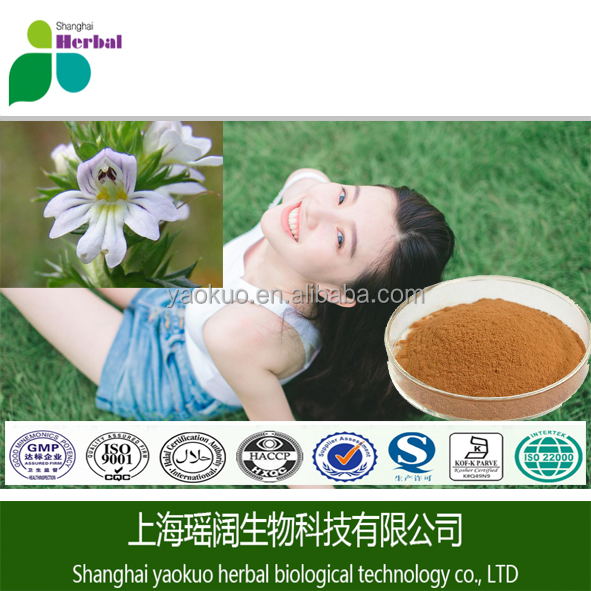 Eyebright extract , 100% Pure Eyebright Herb Extract / Euphrasia officinalis extract