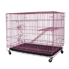 2-layer 36'' cat cage metal breeding cage MHC002