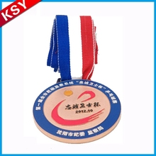 Trade Assurance Supplier Great Quality Art Two-Sided Award Embossed Logo Medal