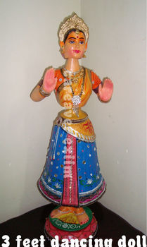 thanjavur dancing doll
