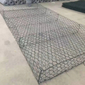 4x1x1 gabion box, gabion basket, rock gabion wall/ box, reno matress, hexagonal mat mesh, rock basket retaining wall(R - 023)