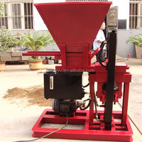 ZY1-25 Hydraulic Automatic Eco Interlocking Brick Making Machine