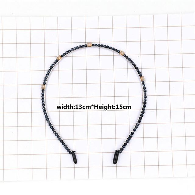 2017 hottest high quality multifunctional elastic hairband beautiful hair accessories