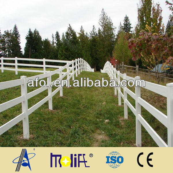 AFOL horse 3 rail fence in Fencing split rail fence with low price