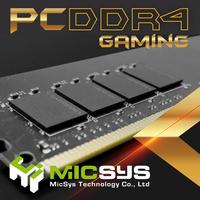 Taiwan professional memory DDR4 64gb 16gb*4 desktop ram memory